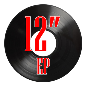 12cali ep płyta winylowa 12inch vinyl 10inch 7inch